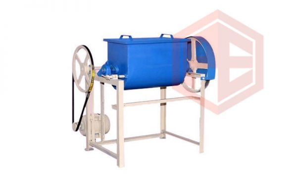 Agarbatti Powder Dough Mixer Machine, Capacity: 25 Kg