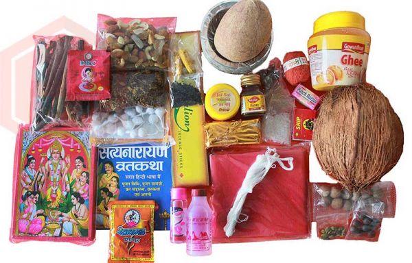 Pooja Samagri
