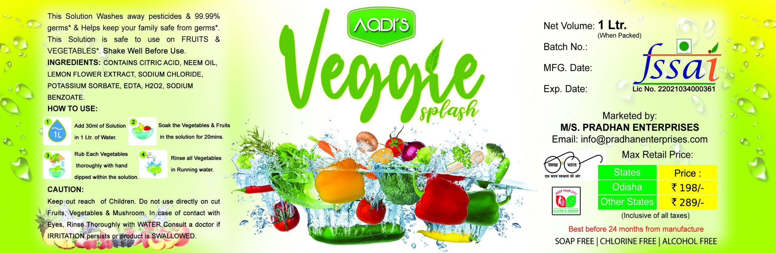 Veggie-Splash
